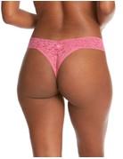 Hanky Panky Original Rise Thong 4811 Sugar Rush Pink One Size