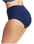 Elomi Chevron High Waisted Bikini Bottom 7453