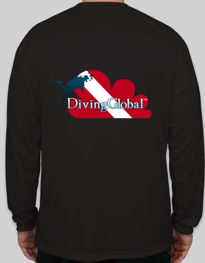 DivingGlobal DivingGlobal Long Sleeve Activewear
