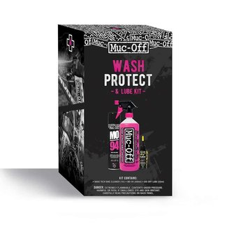 Muc-Off Wash, Protect & Lube, Maintenance Kit - Dry Lube