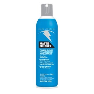 White Lightning Matte Finisher Aerosol