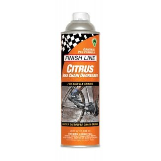 Finish Line Citrus Degreaser Can
