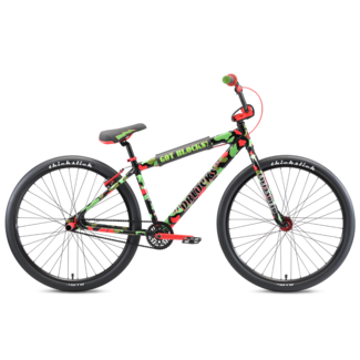 2021 SE DBLOCKS BIG RIPPER 29 GREEN/RED