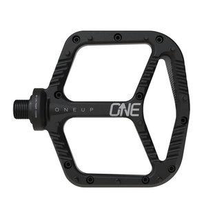 OneUp Aluminum Flat Pedals - Black
