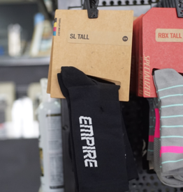 Specialized Empire Cycles Custom Tall Socks
