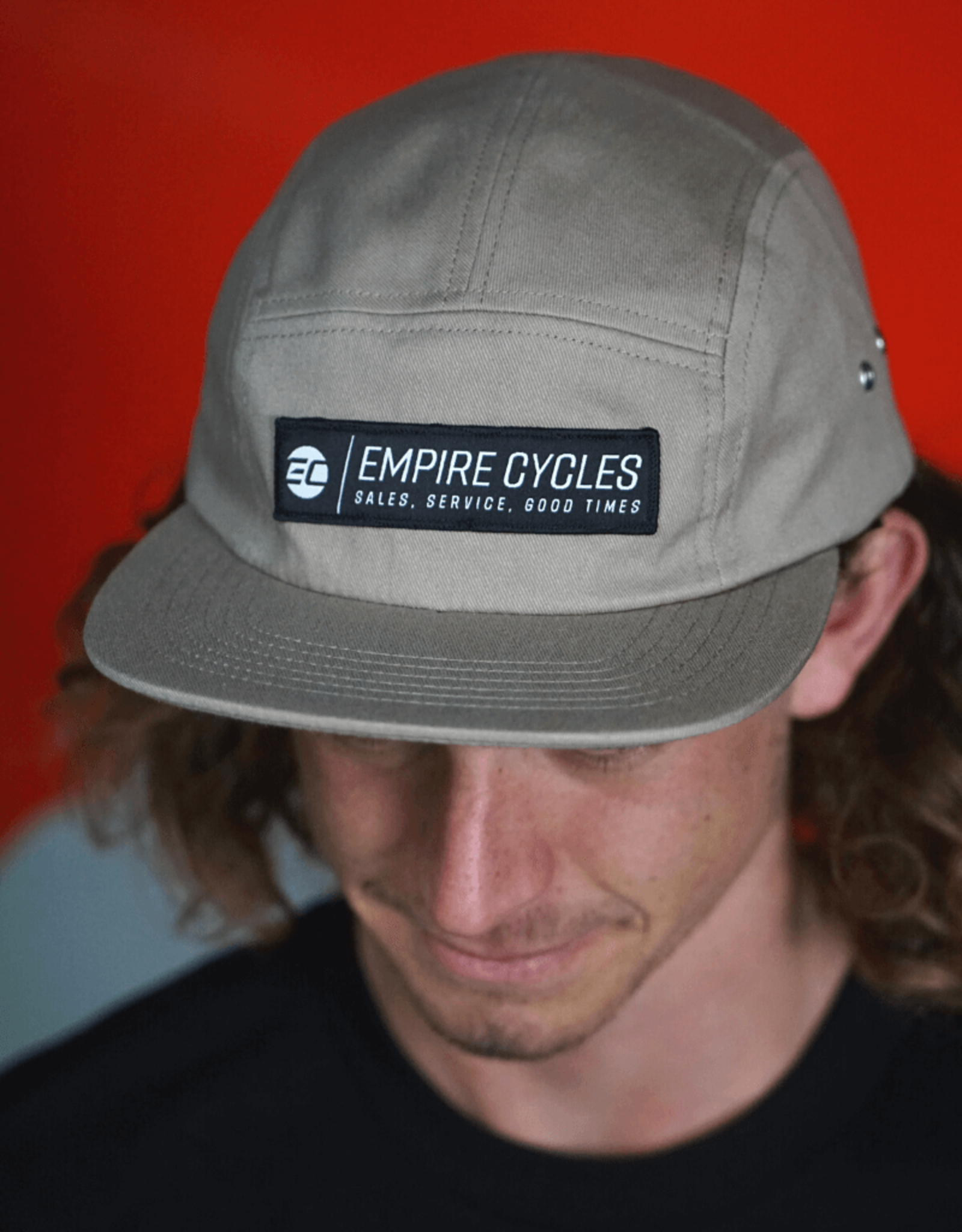 Empire Cycles Empire Sales Service 5 Panel Hat