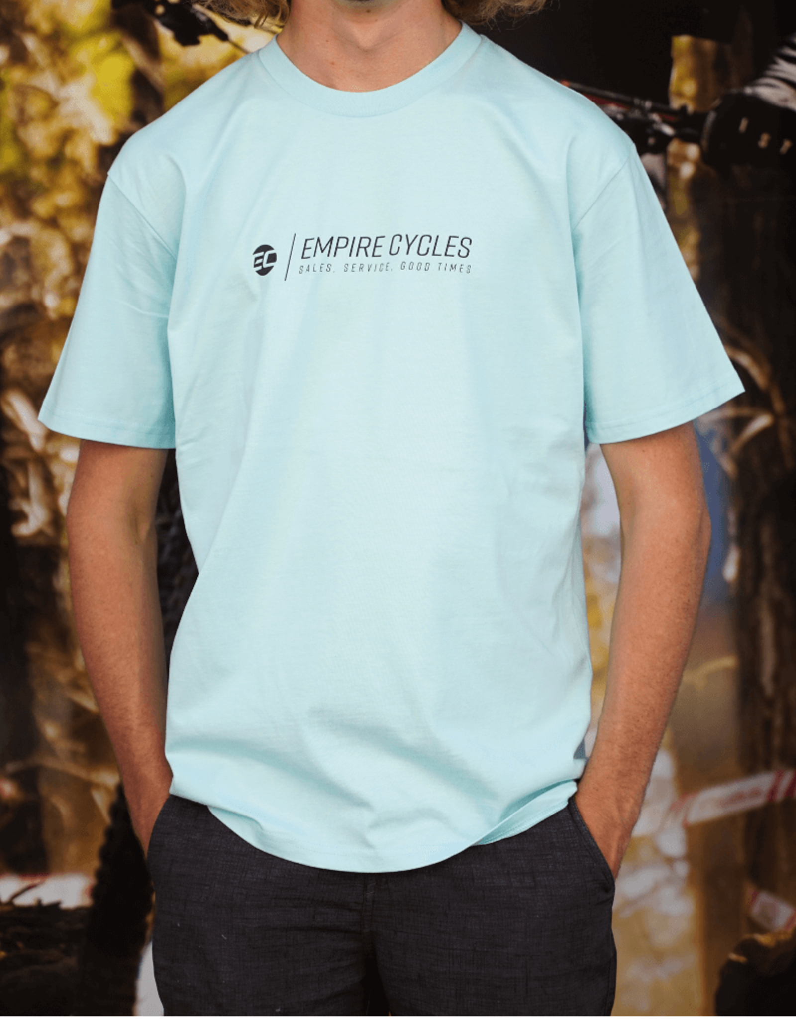 Empire Cycles Empire Sales Service T Shirt