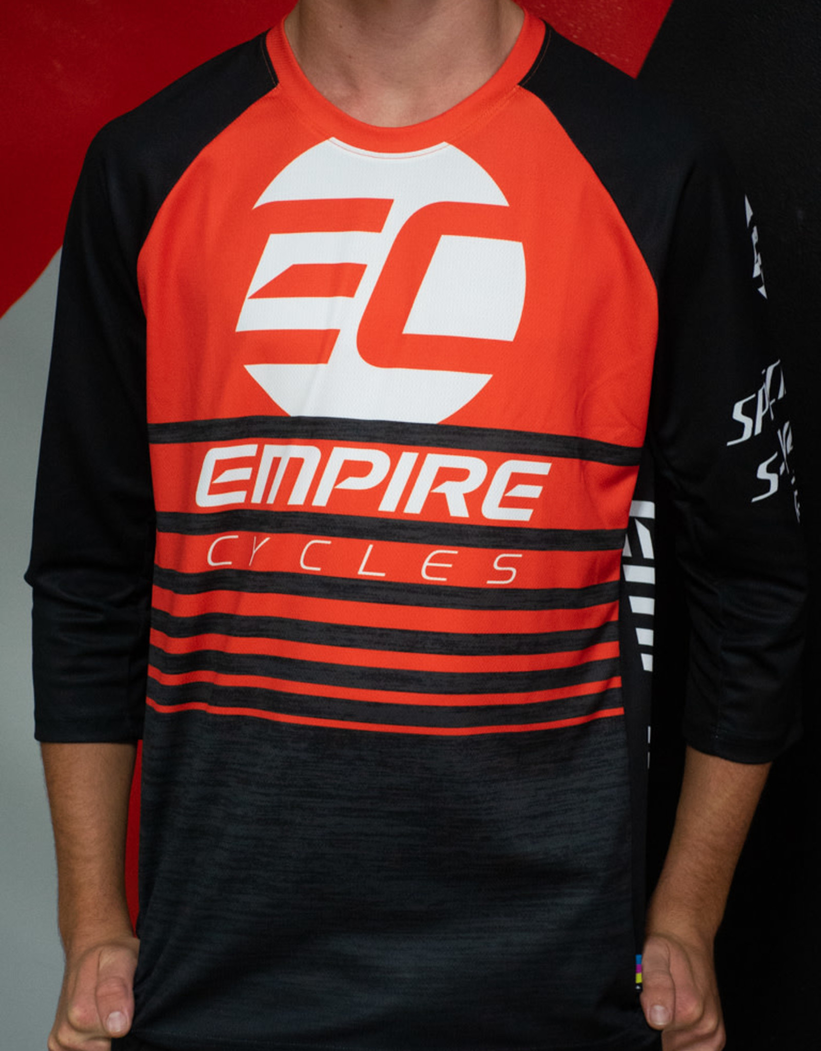 Empire Cycles Empire Cycles 3/4 Race Jersey