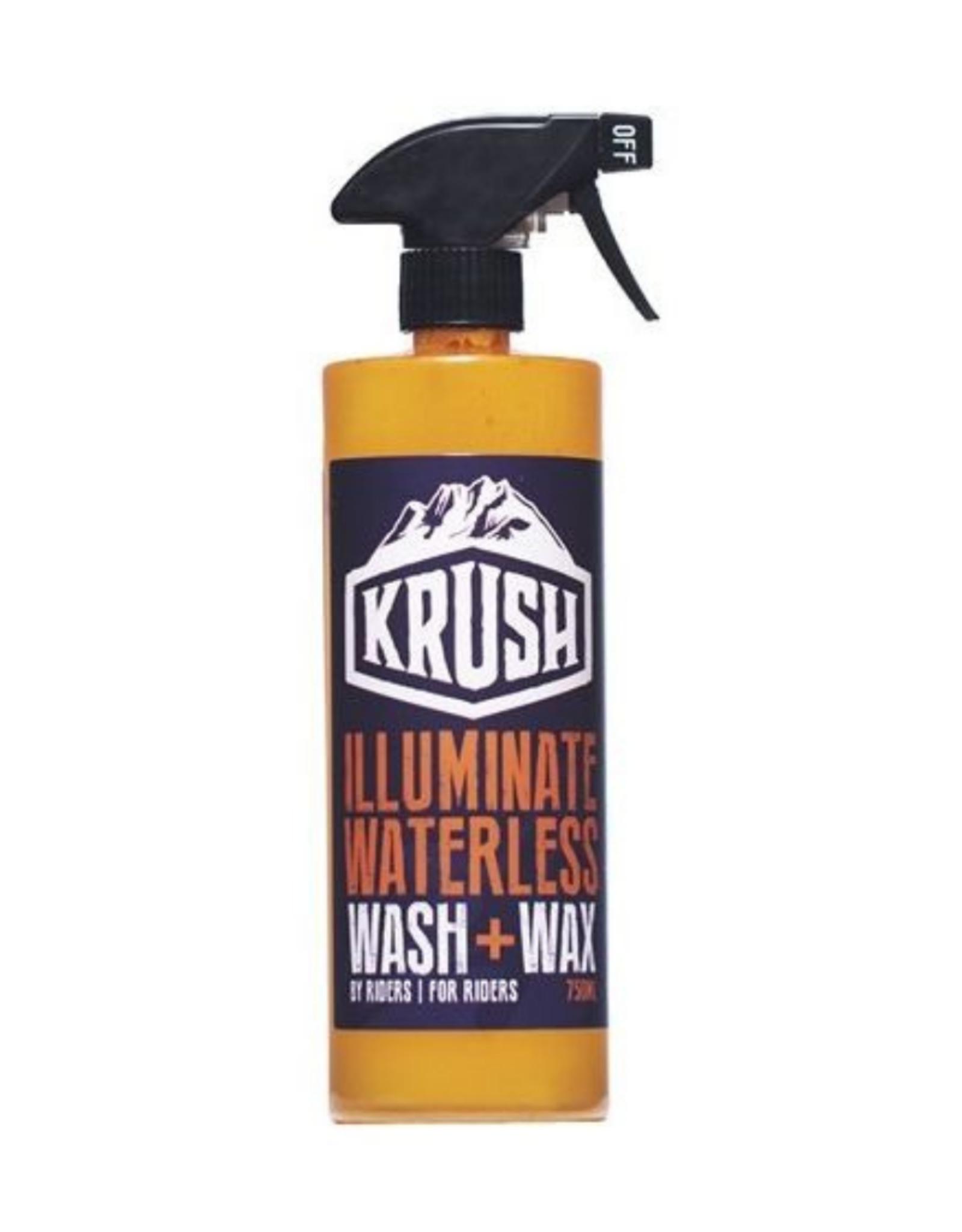 KRUSH Krush Waterless Wash 750ML