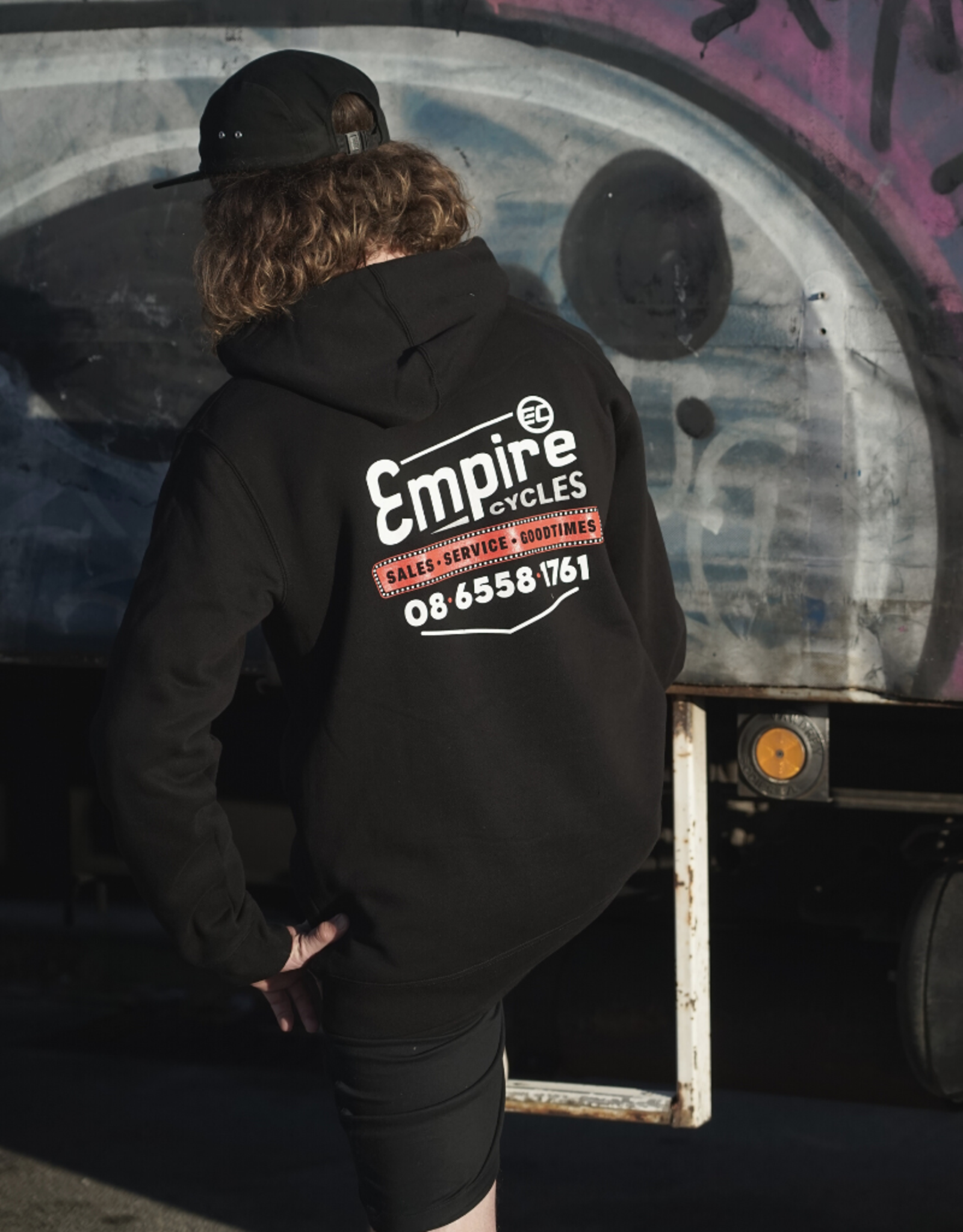 Empire Cycles Empire Cycles Motel Hoodie
