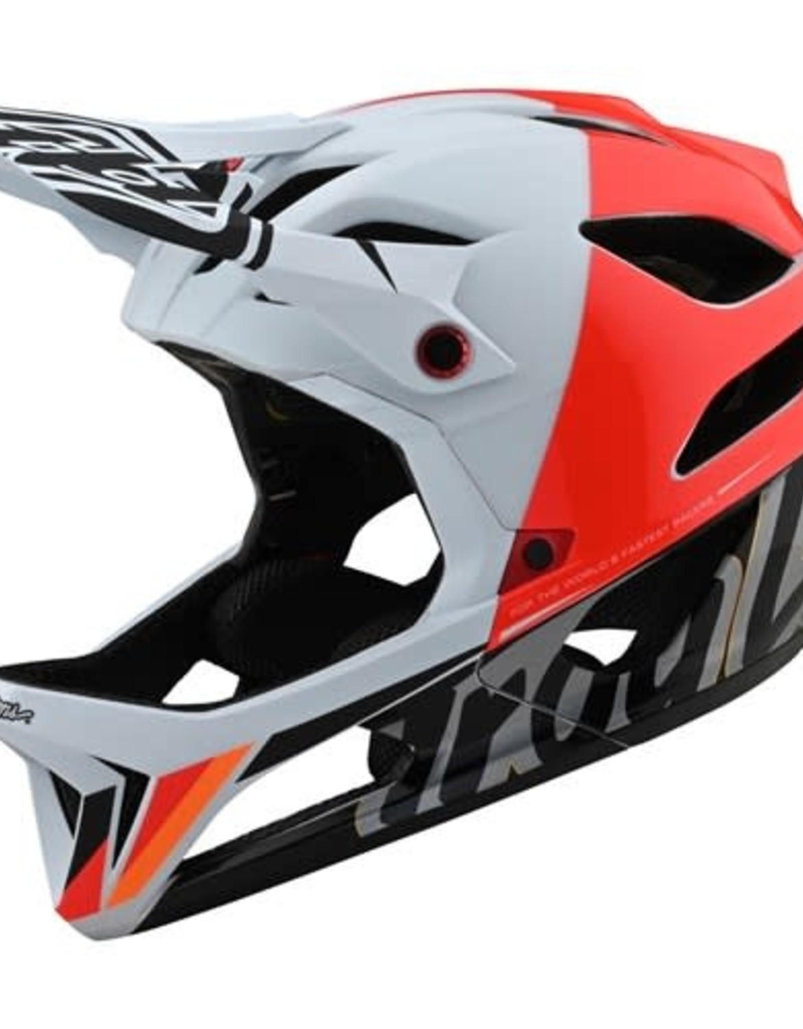 Troy Lee Designs Troy Lee Designs 22 Stage MIPS Helmet Nova White