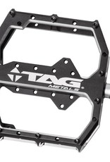 Tag Metals TAG Metals T1 Pedals Std Black
