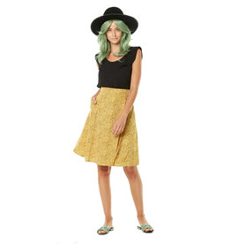 Annie 50 Jupe Jujyfruits - Confettis jaune