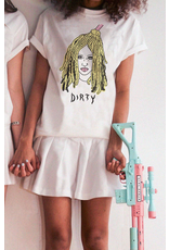Spilt Milk T-shirt unisexe Dirty