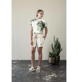 Bodybag by Jude Haut Tofino - Feuilles tropicales