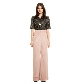 Annie 50 Pantalon Rock Steady - Rose