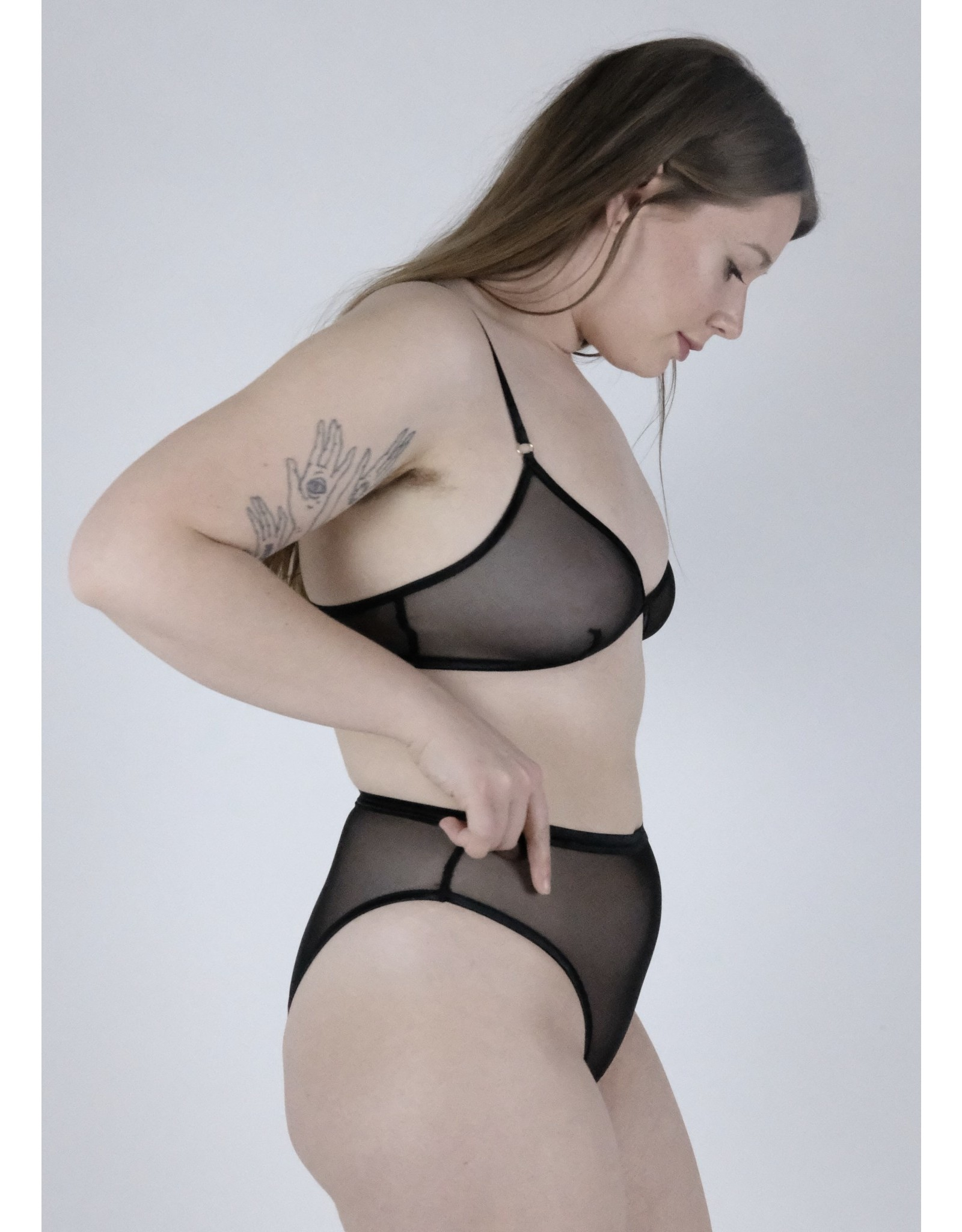 Stay Soft Bralette triangle Ayana - 3 couleurs