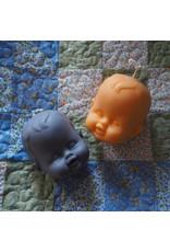 Babydoll Naturals Chandelle poupée Casper - Orange / Miel