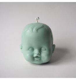 Babydoll Naturals Chandelle Casper Vert/Menthe poivrée