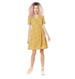 Annie 50 Robe Love Hearts - Confettis jaune
