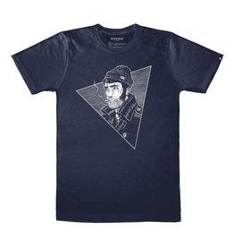 Swenn T-shirt unisexe Mataf - Marine