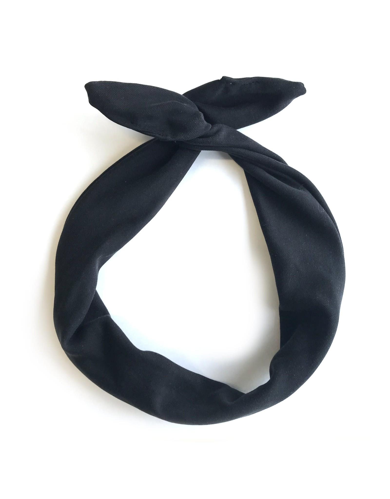 Gibou Petit torsadé -  Noir