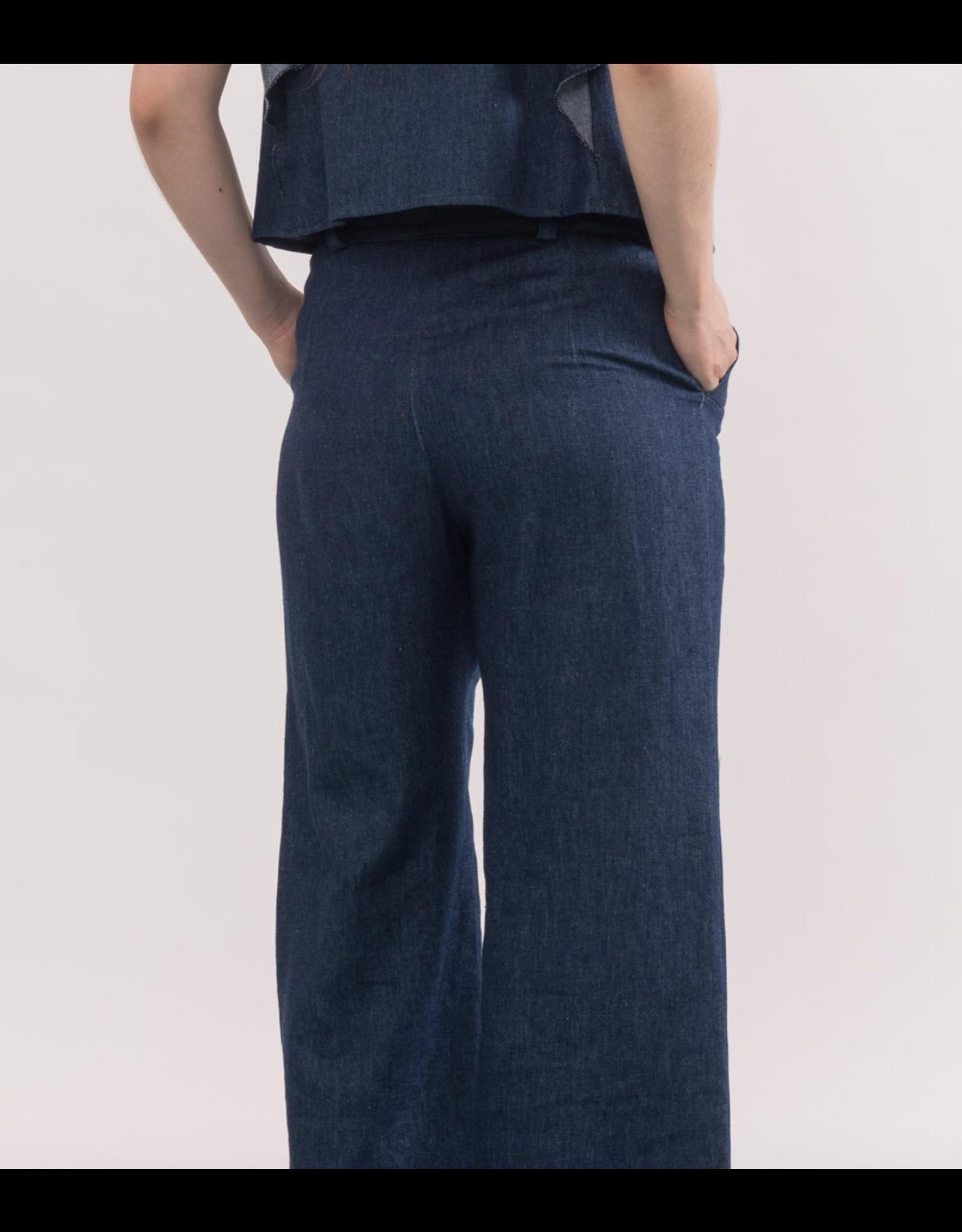 Jennifer Glasgow Pantalon Agnes - Jeans