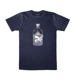 Swenn T-shirt unisexe Baleine - Marine