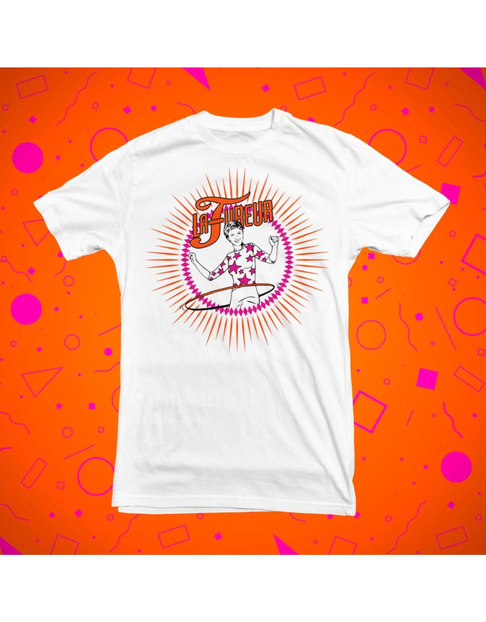 Tamelo T-shirt unisexe La Fureur