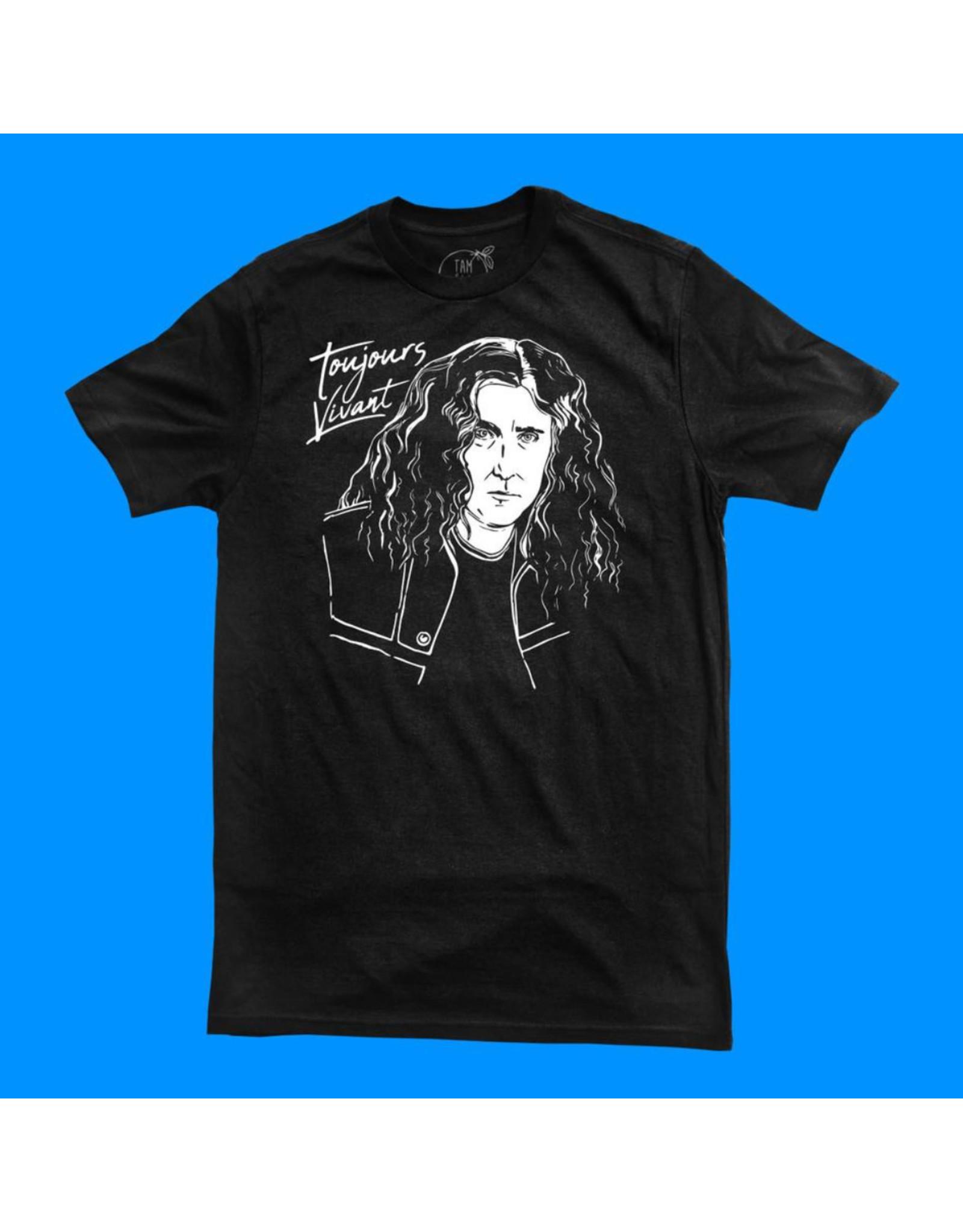 T-shirt unisexe Toujours vivant