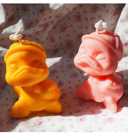 Babydoll Naturals Chandelle Canard Rose/Rose