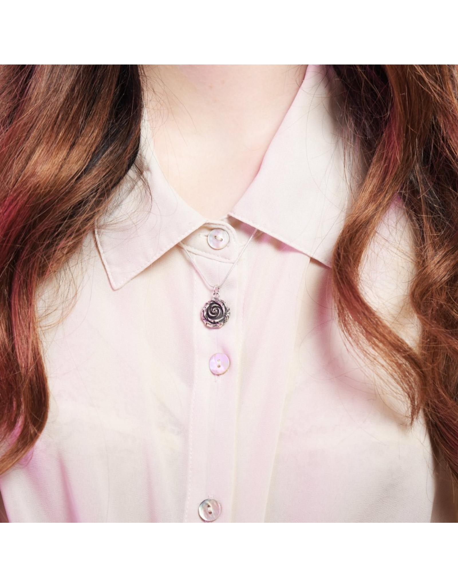 Inchoo Bijoux Pendentif Rose