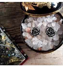 Inchoo Bijoux Boucles d'oreilles Demi Rose