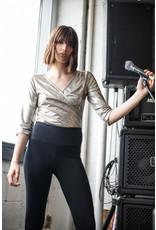 Eve Lavoie Legging Chambre-noire noir