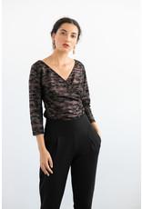 Eve Lavoie Pantalon Focus noir