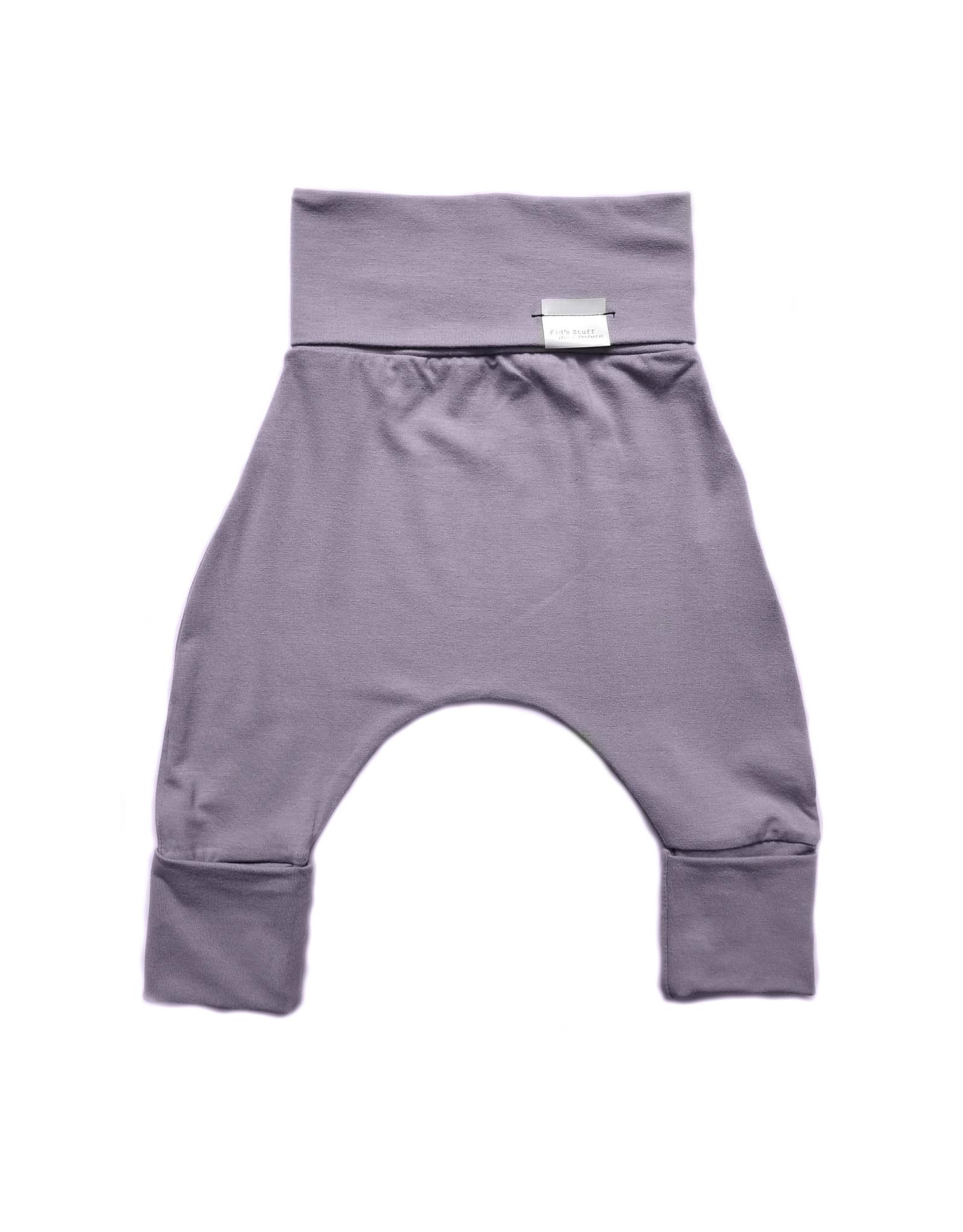 Kid's Stuff Pantalon évolutif lilas 0 à 8 ans