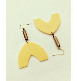 Darlings of Denmark Boucles d'oreilles Fueppe