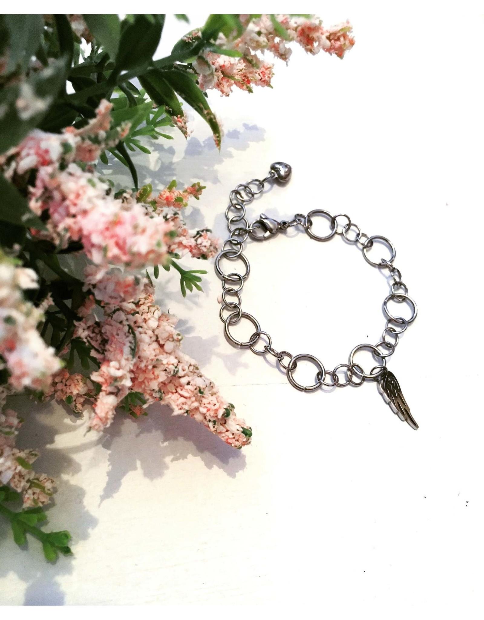 Les pensées bijoux Bracelet aile