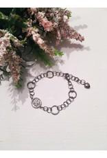 Les pensées bijoux Bracelet trèfle