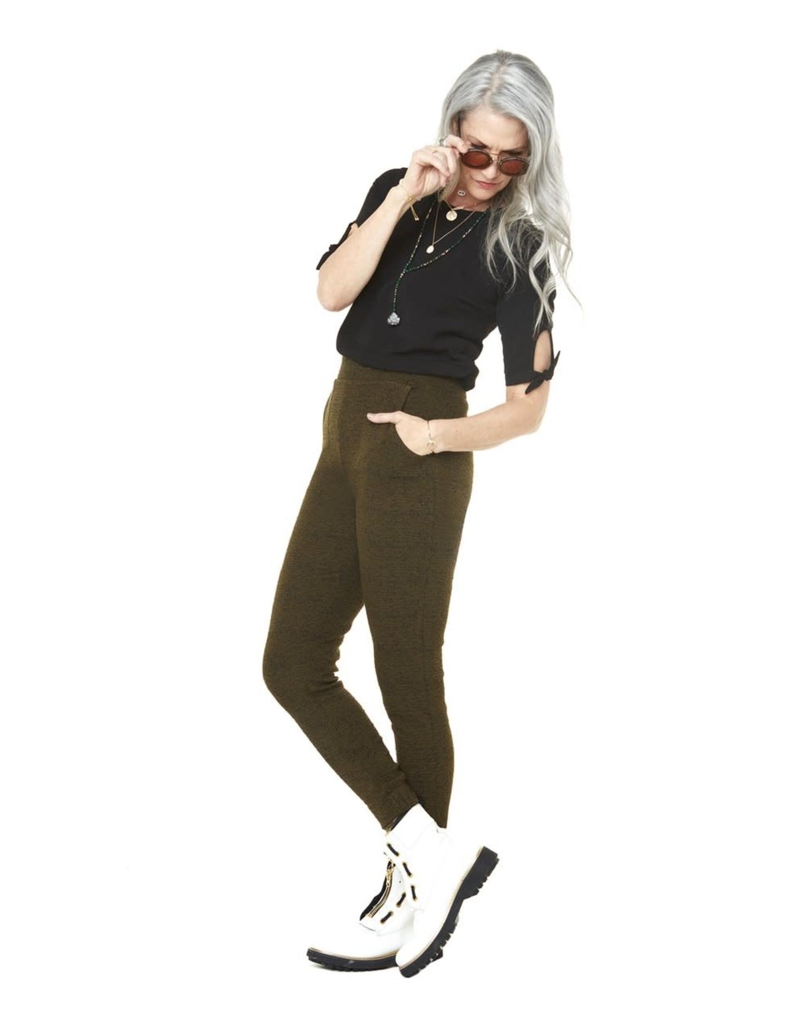Annie 50 Pantalon Maxime Vert