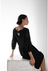 Eve Lavoie Robe Patti noire
