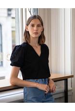 Lépidoptère T-shirt Ana noir