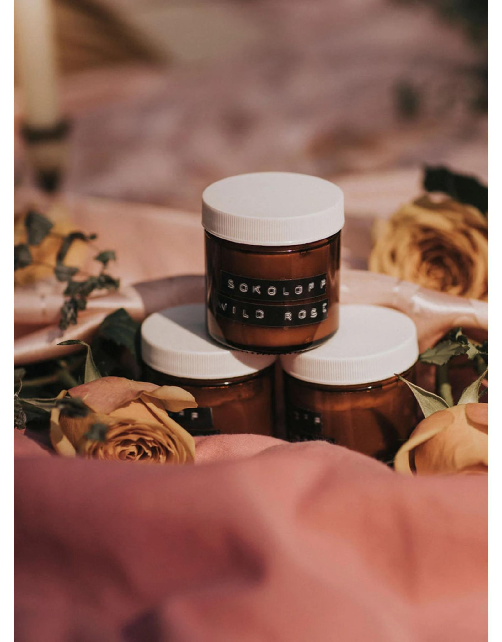 Sokoloff Crème corporelle Rose