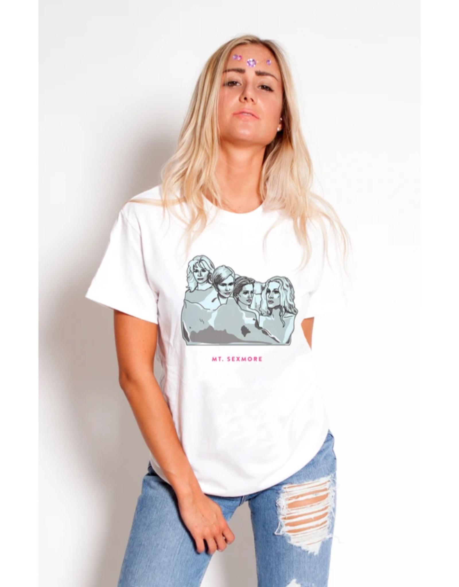 Spilt Milk T-shirt Mt. Sexmore
