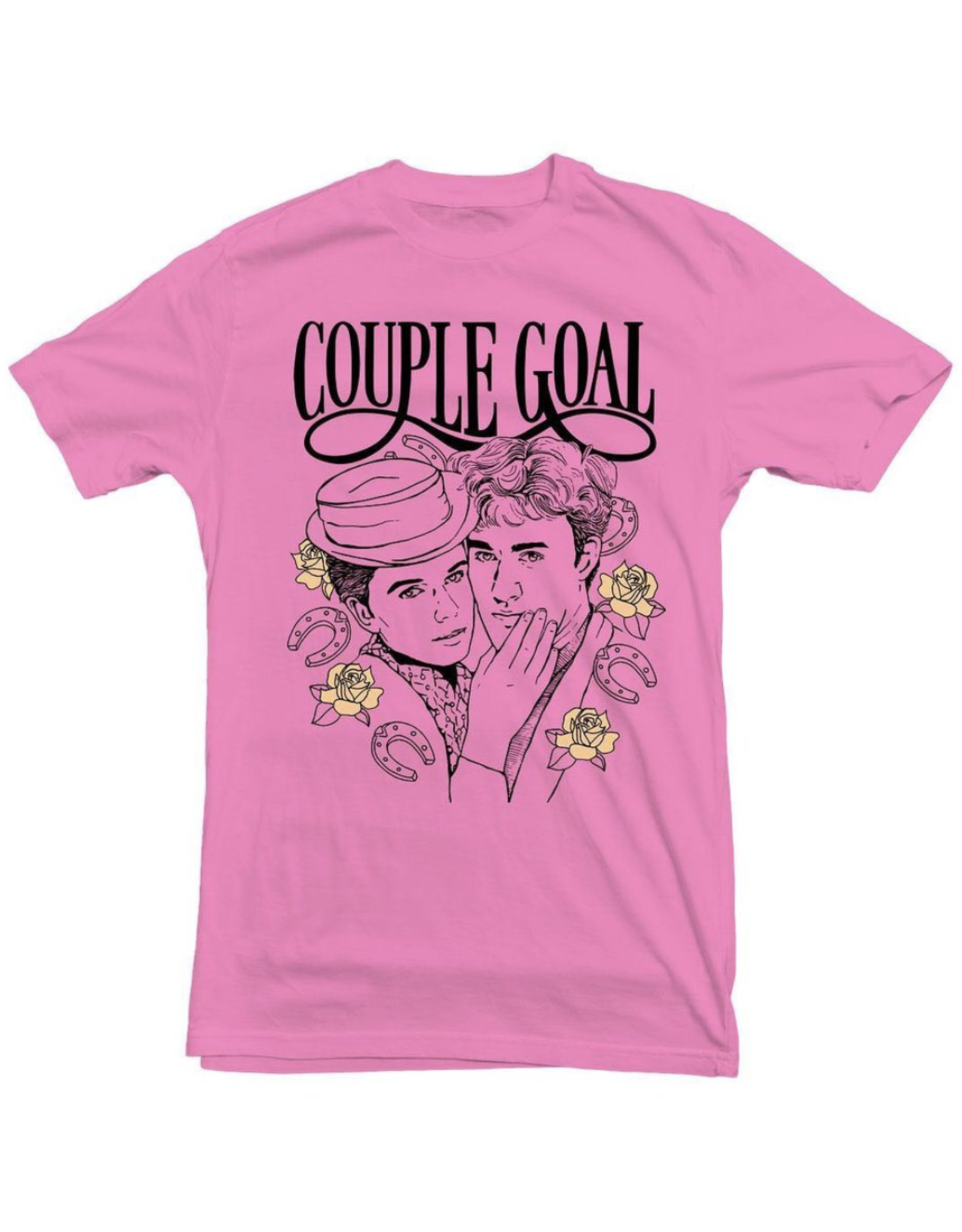 T-shirt Couple Goal
