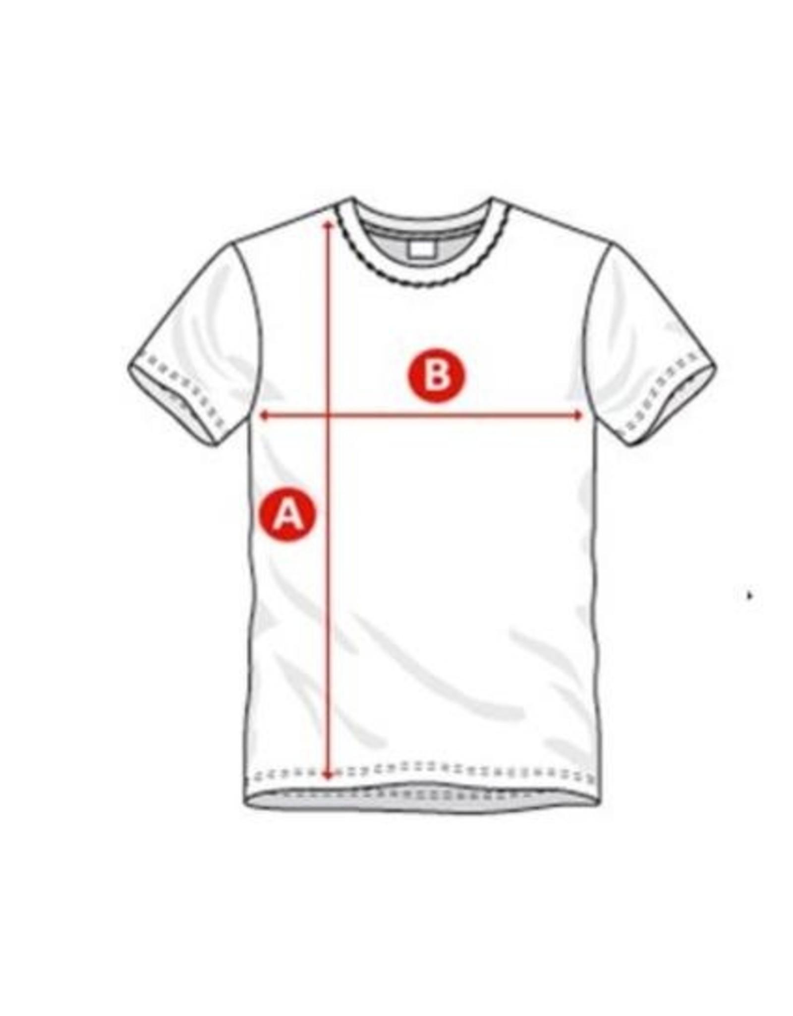 T-shirt unisexe Fais attention