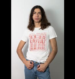 Les roches qui roulent T-shirt unisexe Têtes parlantes