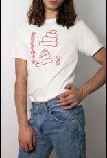 Les roches qui roulent T-shirt unisexe Fouette-le