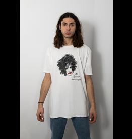 Les roches qui roulent T-shirt unisexe Les garçons pleurent pas
