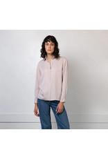 Lépidoptère Chemise Berenice beige rosé